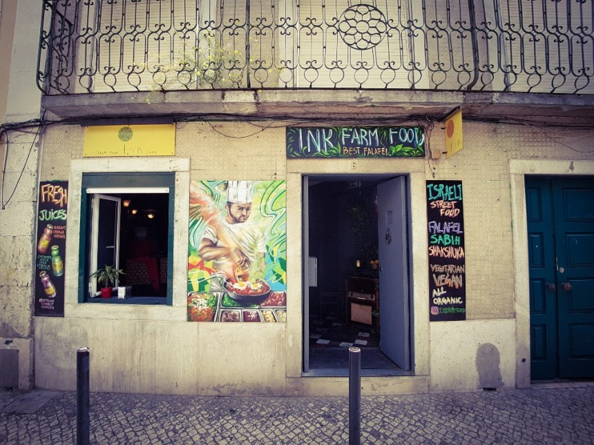Ink Cafe Farm Food Portugal Lissabon