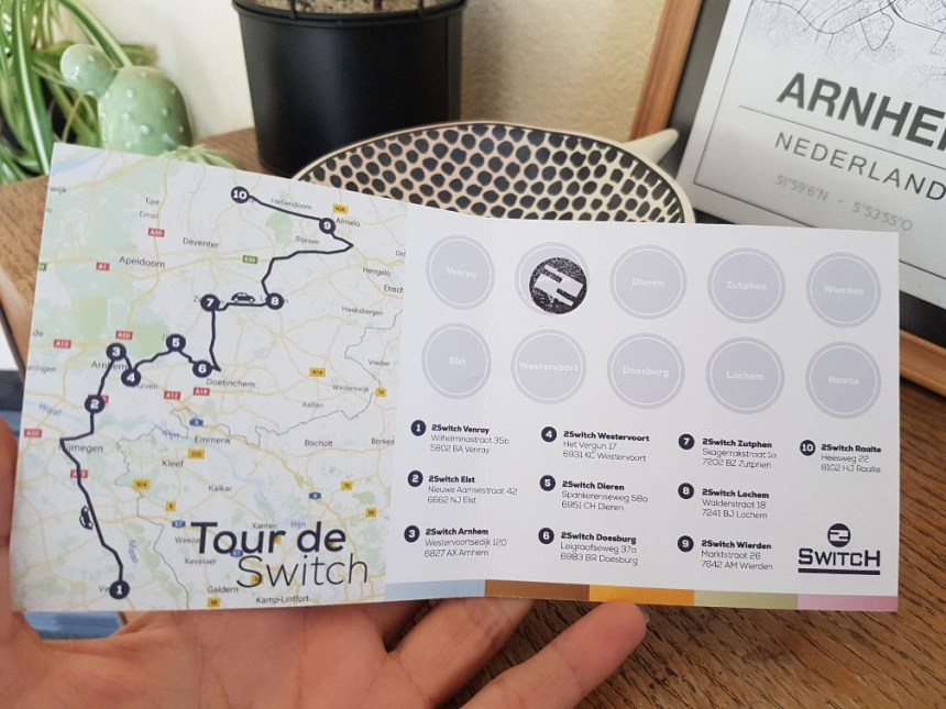 Kringloopwinkel Arnhem Tour de Switch
