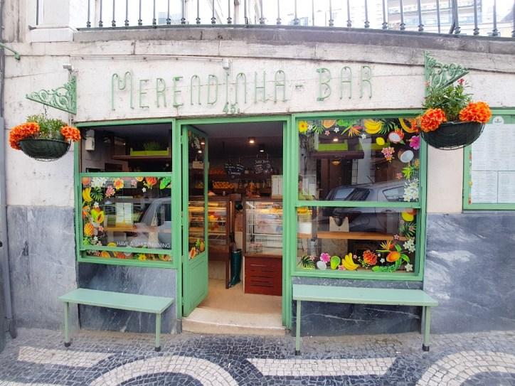 Liquid Merendinha Bar Lissabon Portugal