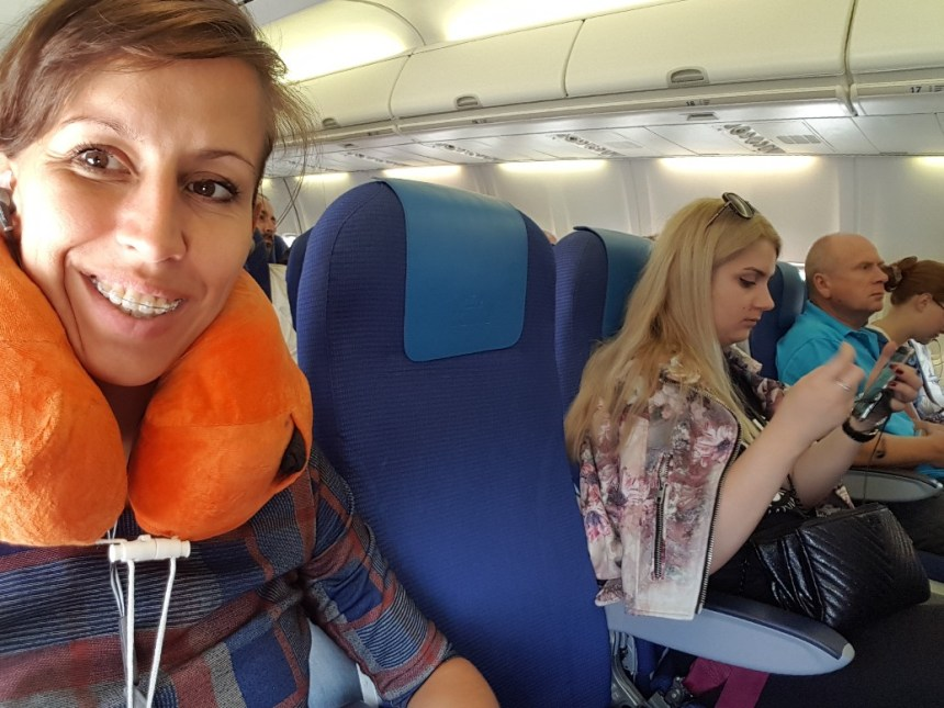 Vrije stoelen KLM vlucht