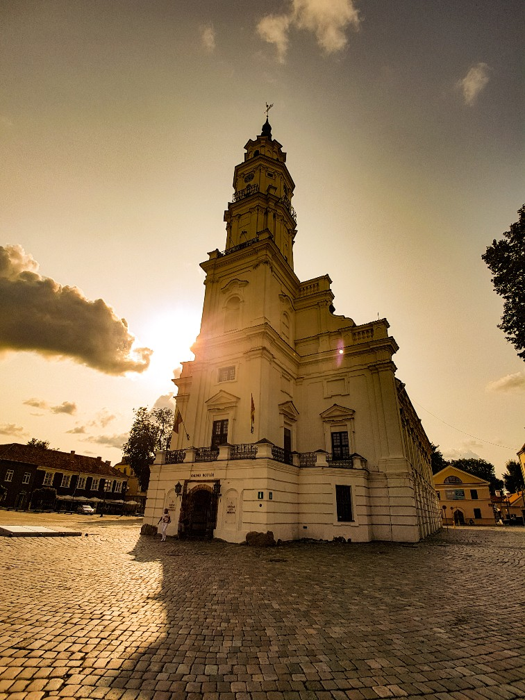 Kerk Kaunas Litouwen