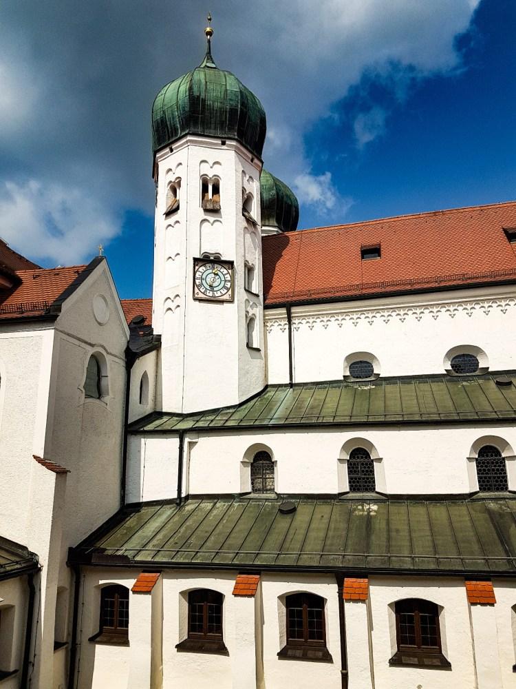 Kloster Seeon Chiemsee Bavaria Duitsland