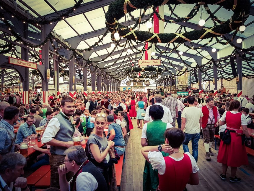 Oktoberfest Bayern
