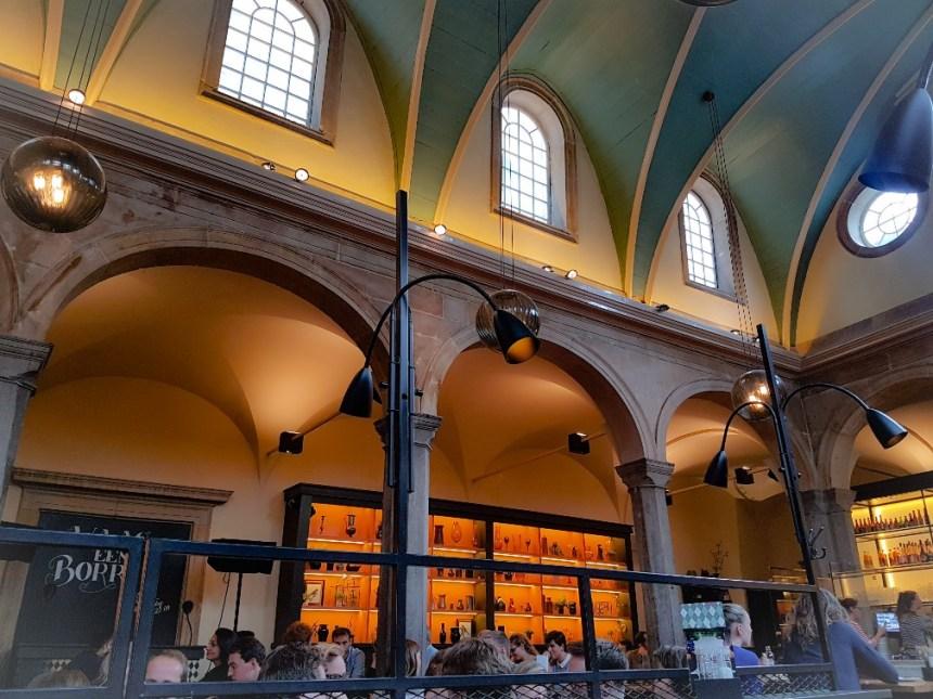 Waag Leiden lunch