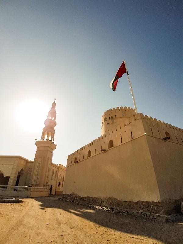 Fort Ras al Hadd Oman