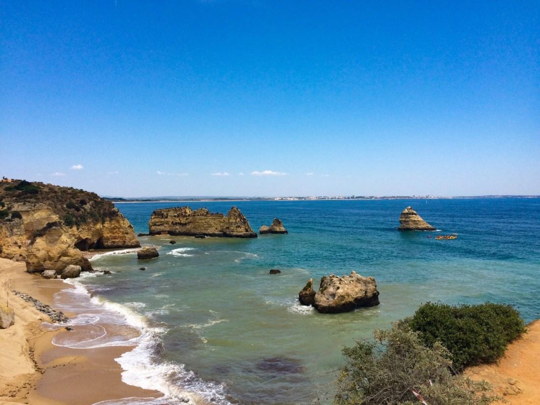 Strand Algarve Portugal