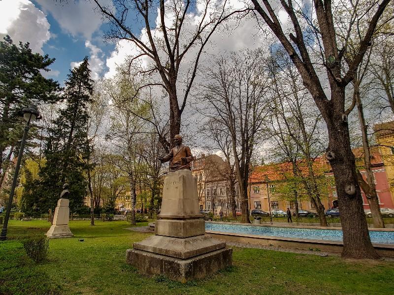 Park sibiu Roemenie bezienswaardigheden