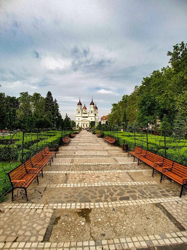 Iasi bezienswaardigheden Roemenië orthodoxe kathedraal