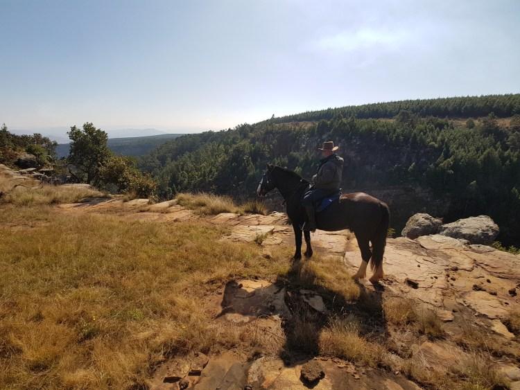 Kaapsehoop Horse Trails Nelspruit Zuid Afrika