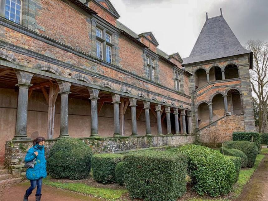 Chateau de Chateaubriand Frankrijk Normandië