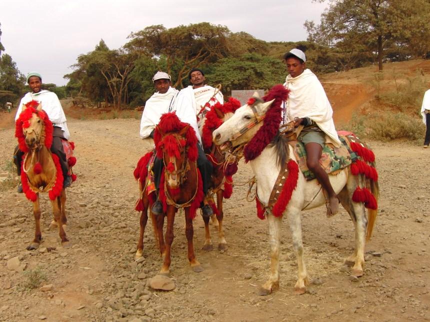 lokale bevolking ethiopië