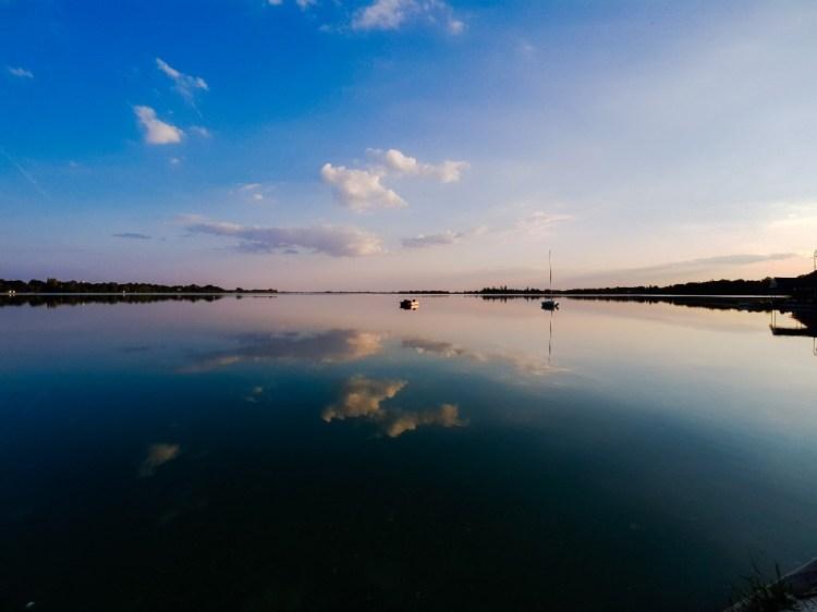 Palic meer Subotica Servië natuur