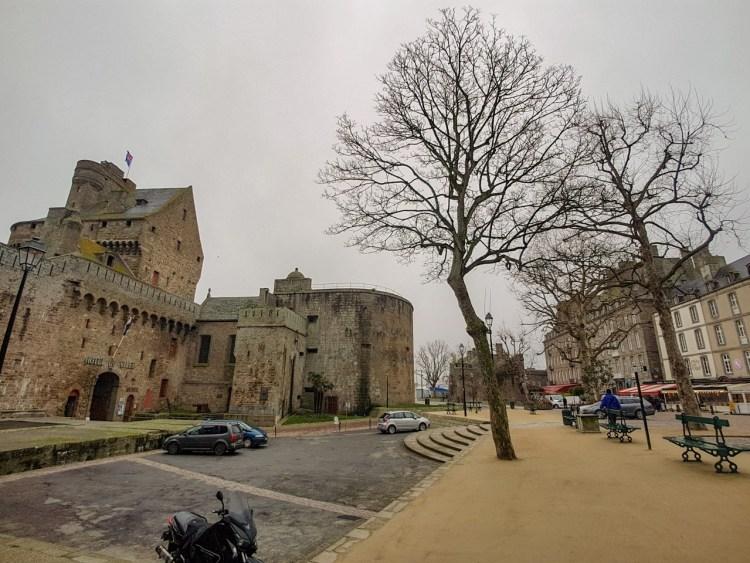 Saint Malo Normandië Frankrijk