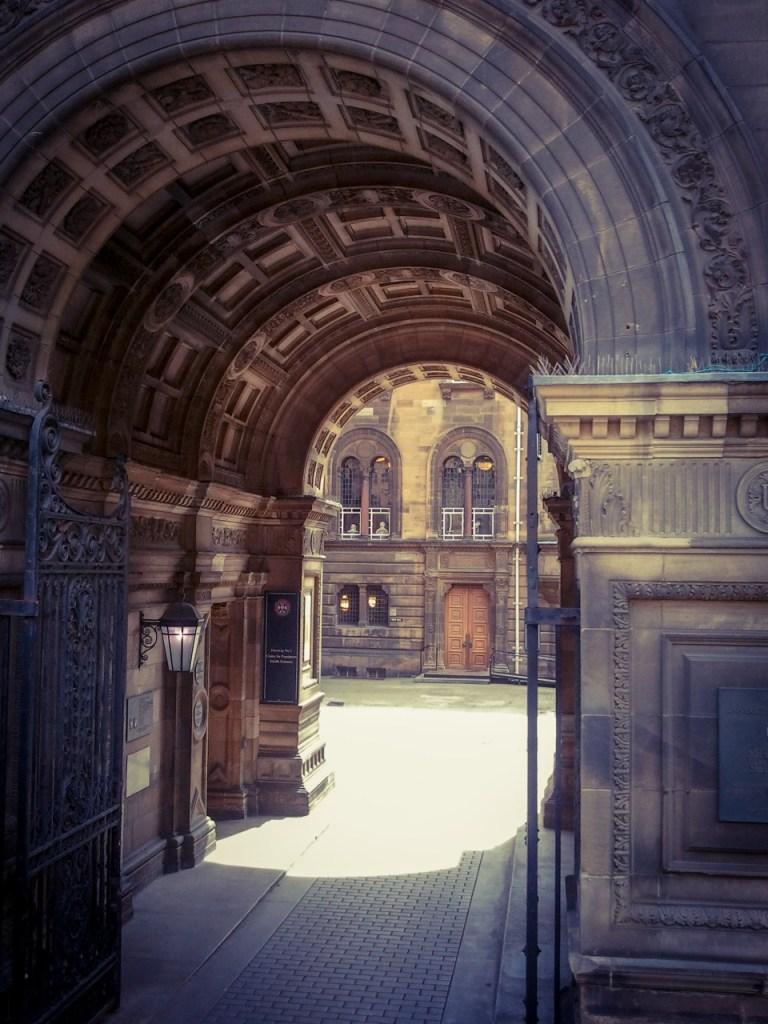University of Edinburgh Engeland Schotland