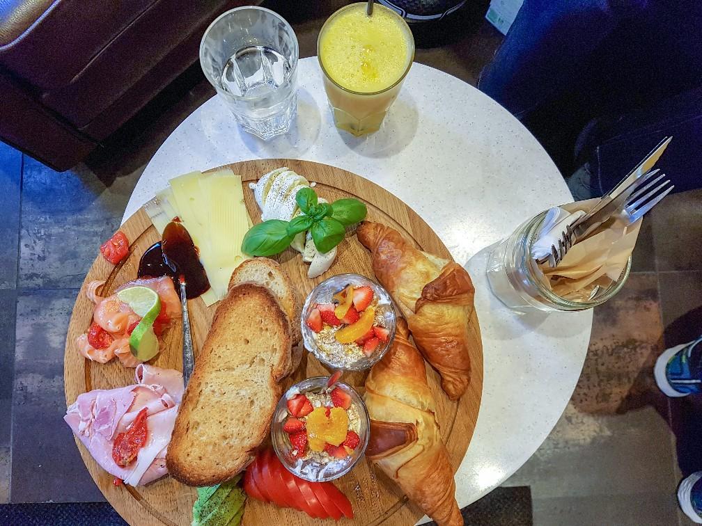 Doppio Arnhem ontbijt