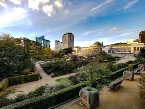 Botanische Tuinen Brussel België (1)
