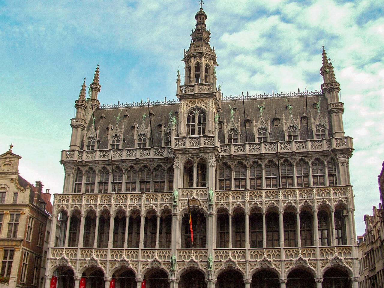 Broodhuis Brussel België