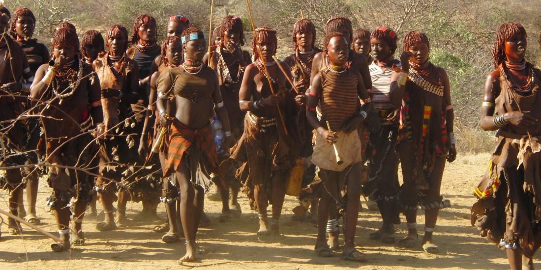 Ethiopië rondreis stammen zuiden