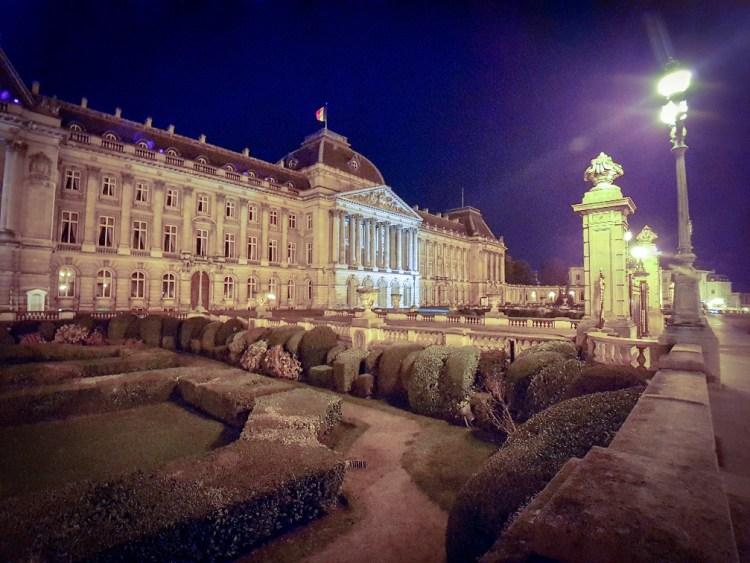 Koninklijk Paleis van Brussel België