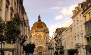 Koninklijke Sint Mariakerk Brussel België