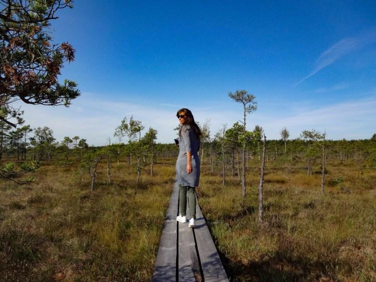 National Park Kemeri Letland