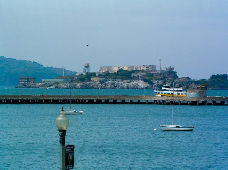 Alcatraz San Francisco USA
