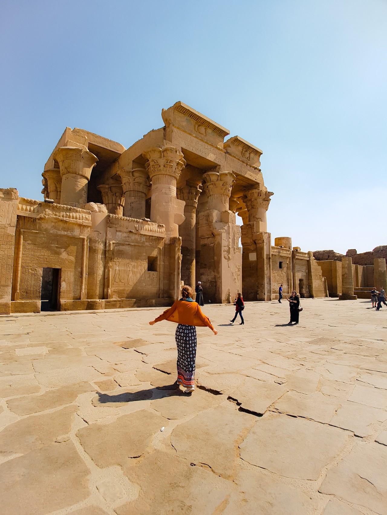 Weekoverzicht #9; nog meer Egypte, zand en groepsreizen