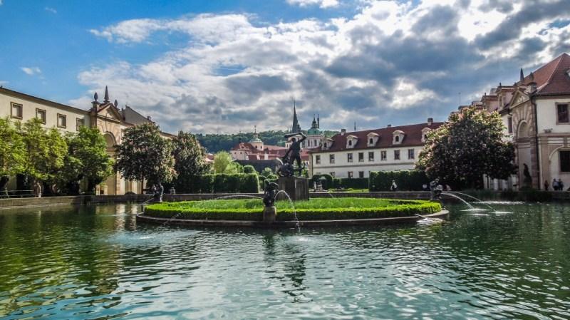 Lake - Prague, Czech Republic
