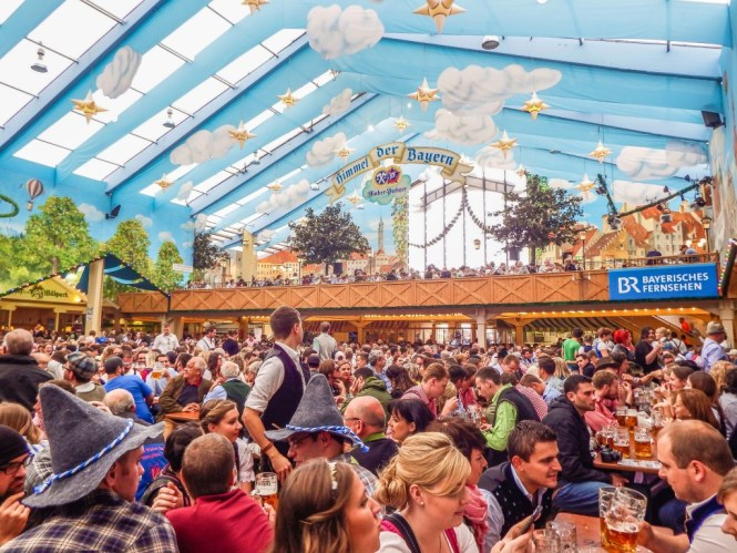 What Are The Best Tents At Oktoberfest Best Tent - 10 best tents to visit at oktoberfest in munich
