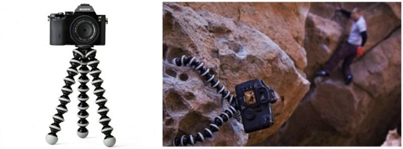 Joby GorillaPod is my favorite camera accessory.