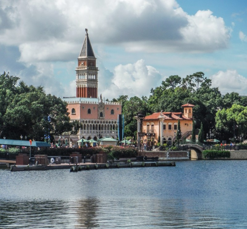 Italy pavilion at EPCOT Food & Wine Festival
