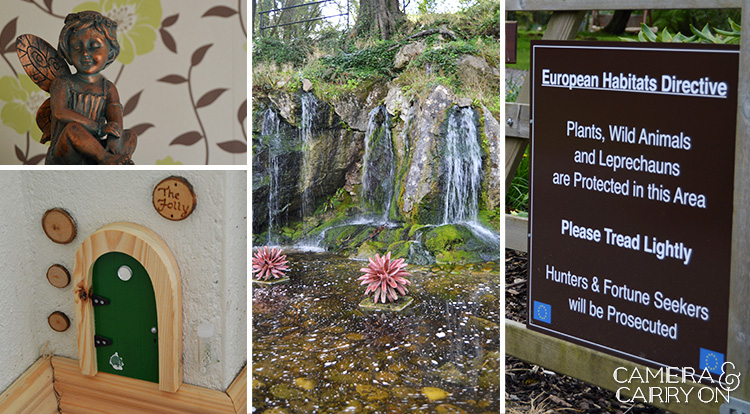 Seeking out fairies and magic while exploring ireland