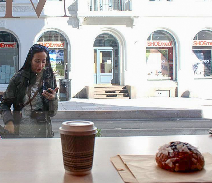 24 hours in Oslo, Norway -- start your day with coffee!