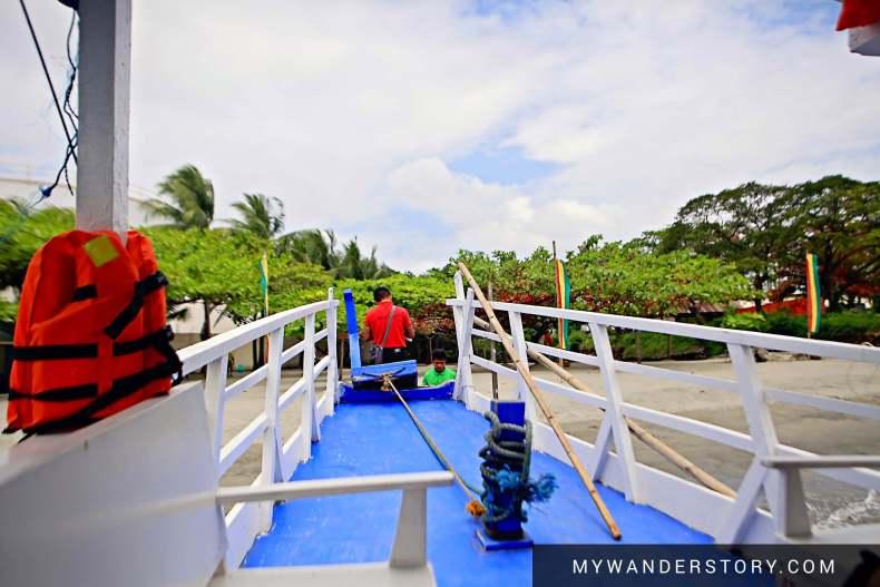 Costa Marina Ferry Port