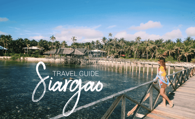 Siargao Island Travel Guide