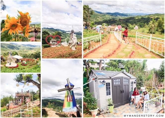 Cebu City Tours - Sirao Garden