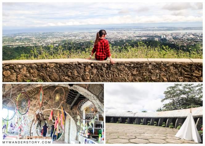 Cebu city tours - Tops Lookout