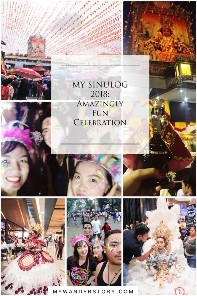 My Wander Story - Sinulog 2018