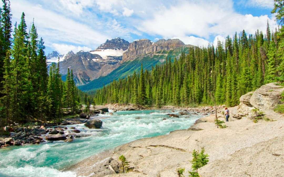 Kanadské národní parky Jasper a Banff – kompletní průvodce (1. díl)
