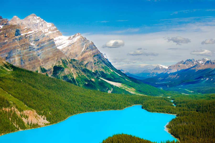 Kanadské národní parky Jasper a Banff – co vidět a zažít (2. díl)