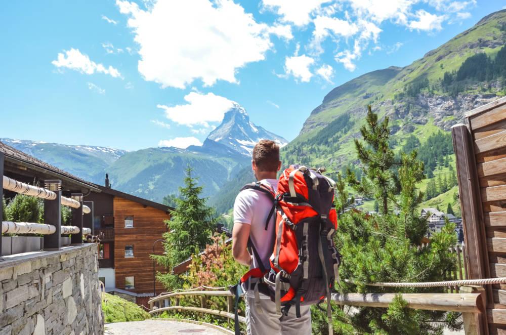 Zermatt: výlet pod ikonický Matterhorn