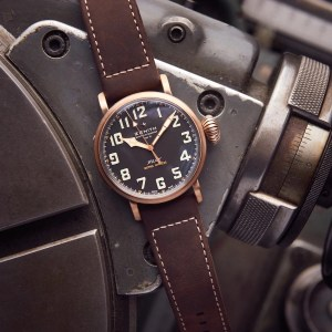 The Limited 250 P. Zenith pilot type 20