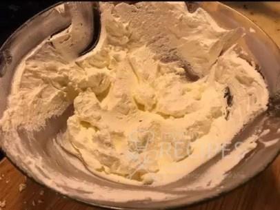 крем с маскарпоне