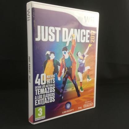 JUST DANCE 2017-VIDEOJUEGO -NINTENDO-WI