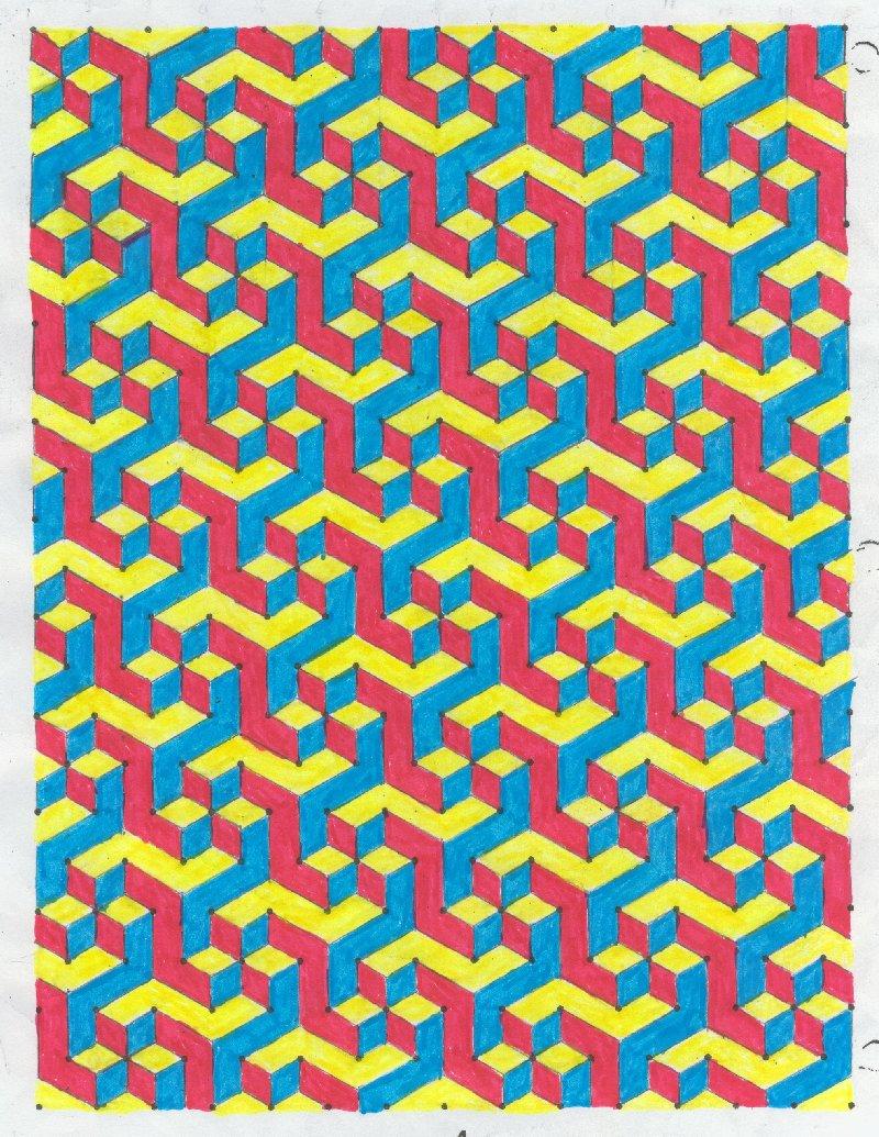 Tessellations  Tessellations 001