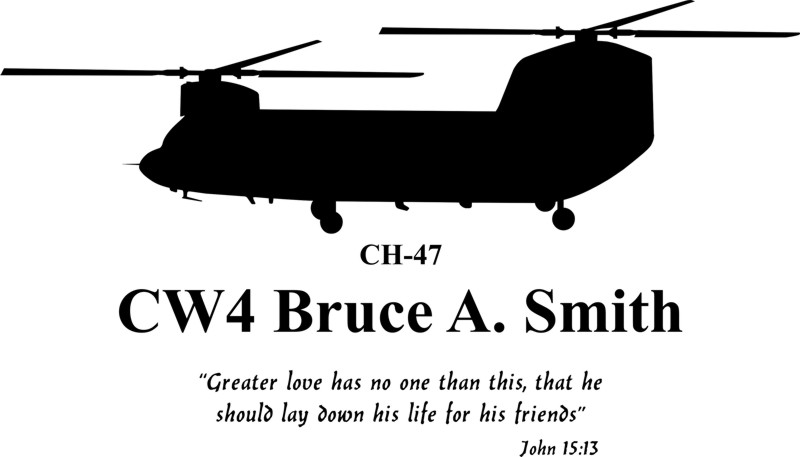 CWO 4 Bruce A. Smith