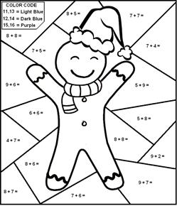 math coloring sheets : Thumb Grade3 Division