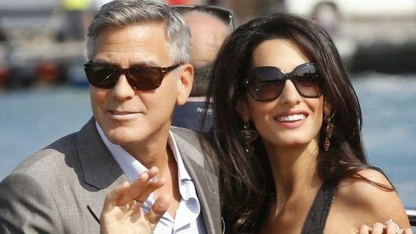 La Reboda de George y Amal