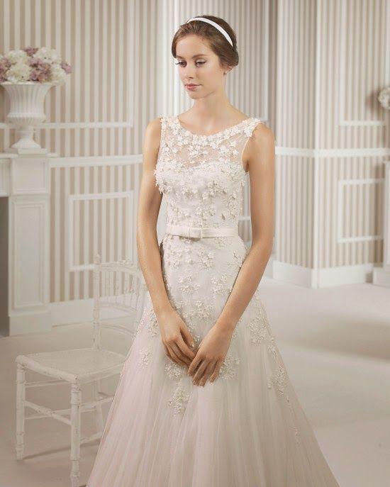 vestidos de novia segunda marca luna novias