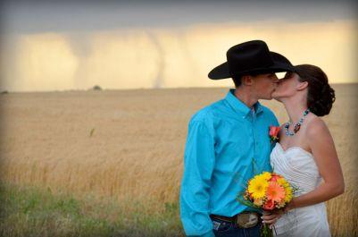 desastres naturales boda